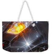 Dodge Headlight Weekender Tote Bag