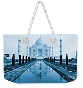 Taj Mahal - Agra - India Weekender Tote Bag