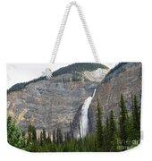Takakkaw Falls Weekender Tote Bag