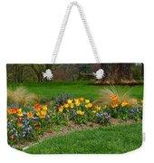 Take A Deep Breath Of Springtime Weekender Tote Bag