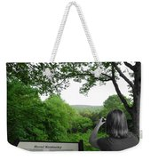Take A Picture Weekender Tote Bag