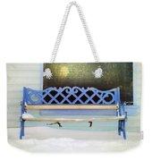 Take A Seat Weekender Tote Bag by Priska Wettstein