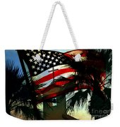 Take Back America Weekender Tote Bag