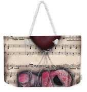 Take Me Away- Driftin  Weekender Tote Bag by Abril Andrade Griffith