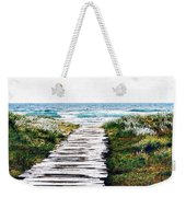 Take Me To The Sea Weekender Tote Bag