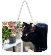 Take Time To Smell The Flowers Weekender Tote Bag