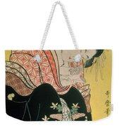 Takigawa From The Tea House Ogi Weekender Tote Bag
