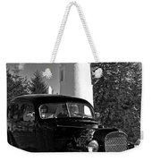 Taking A Drive Weekender Tote Bag