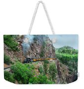 Taking The Highline Home Weekender Tote Bag