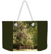 Taking Time Out Weekender Tote Bag