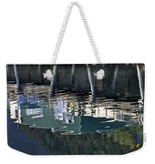 Taku Smokeries Reflected Weekender Tote Bag