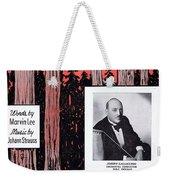 Tales From The Vienna Woods Weekender Tote Bag