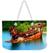 Tales Of Rust Weekender Tote Bag