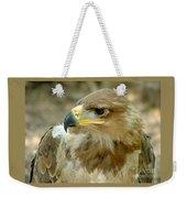 Tawny Eagle-11 Weekender Tote Bag