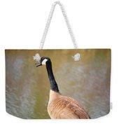 Talking Goose Weekender Tote Bag