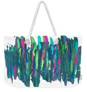 Talking Walking Weekender Tote Bag