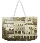 Talking Walls Weekender Tote Bag