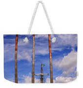 Tall And Taller Weekender Tote Bag