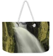 Tall Canyon Waterfalls Weekender Tote Bag