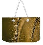 Tall Grass Summer's End Weekender Tote Bag