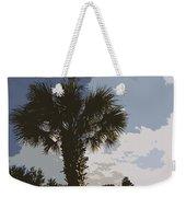 Tall Palm Weekender Tote Bag