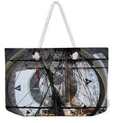 Tall Ship With Compass 2013 Weekender Tote Bag
