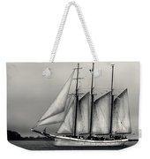 Tall Ships Sailing Boat Weekender Tote Bag