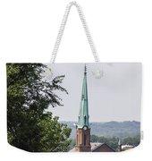Tall Troy Steeple Weekender Tote Bag