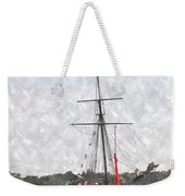 Tallship Providence Prwc Weekender Tote Bag