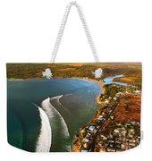 Tamarin Bay Weekender Tote Bag