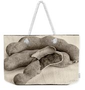 Tamarindo Whole Sepia Weekender Tote Bag
