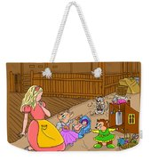 Tammy And Her Playmates Weekender Tote Bag