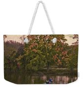 Tammy's Pond Weekender Tote Bag