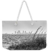 Tampa Across The Bay Weekender Tote Bag