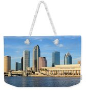 Tampa Bay Classic View Weekender Tote Bag