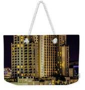 Tampa Marriott Waterside Hotel And Marina Weekender Tote Bag