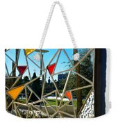 Tampa Seen Through Art Weekender Tote Bag