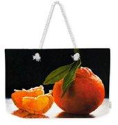 Tangelo Slices Weekender Tote Bag