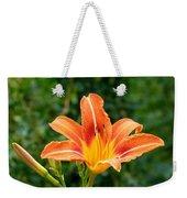 Tangerine Lily Weekender Tote Bag