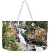 Tangle Falls Tumble Weekender Tote Bag