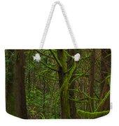 Tangled Forest Weekender Tote Bag