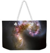 Tangled Galaxies Weekender Tote Bag