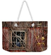 Tangled Up In Time Weekender Tote Bag by Lois Bryan