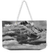 Tantalus Mountain Storms Weekender Tote Bag