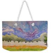 Taos Fields Weekender Tote Bag