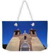 Taos Mission Weekender Tote Bag