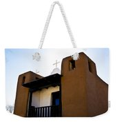 Taos Pueblo Church 2 Weekender Tote Bag