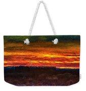 Taos Sunset Lx - Homage Turner Weekender Tote Bag
