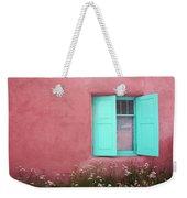 Taos Window I Weekender Tote Bag