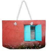 Taos Window Iv Weekender Tote Bag
